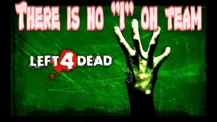 Tiimipeluuta Left 4 Dead tyyliin vai miten sen nyt ottaa