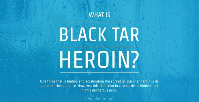 Once centered primarily in the west and Southwest, black tar heroin is making its way to other regions of the United States, carrying with it a host of risks, including fatal overdose, to the lives it touches. Learn more today about the damage this drug can cause. #heroin #health #addiction