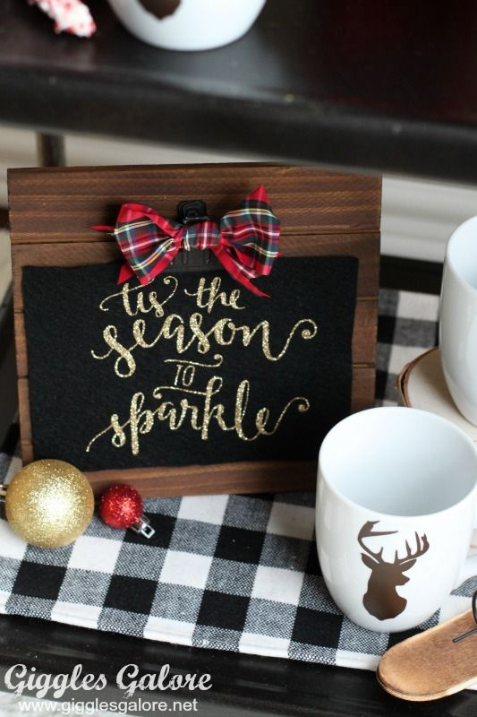 Tis the Season to Sparkle Hot Cocoa Bar and what more do you need! Click to view more details!