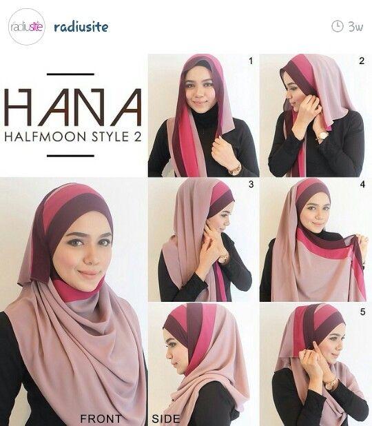 Radiusite :: hijab tutorial