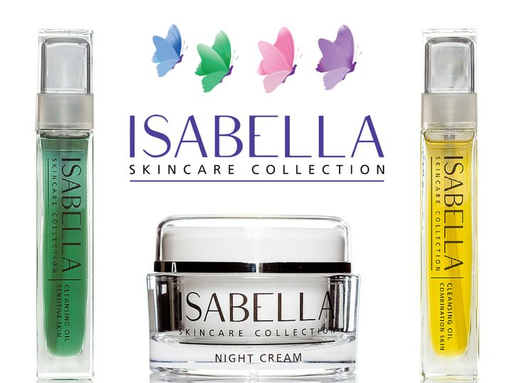 A full collection of organic, anti-ageing, skincare products designed to nourish and nurture your wellbeing.  ‪#‎skincare‬ ‪#‎isabella‬ ‪#‎cleansingoil‬ ‪#‎daycream‬ ‪#‎toner‬ ‪#‎nightcream‬ ww.isabellaskincarecollection.com