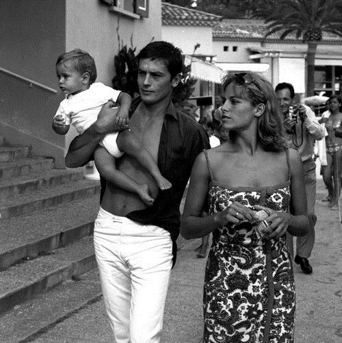 Alain et Nathalie Delo...