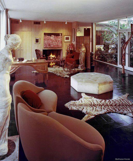 Inside the houston home of philanthropist dominique de - Houston interior design magazine ...