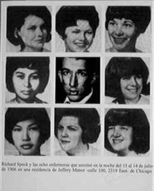 55 best serial killer richard speck images on pinterest for Richard speck tattoo