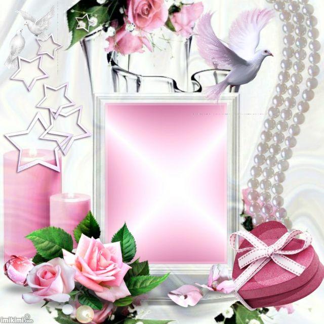 frames gifs photos frames picture frames foto framea frame rip borders frame mooi borders pink 1 pink rose