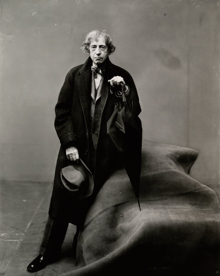 John Marin (1 of 4) , New York, 1947 Gelatin silver print © Condé Nast