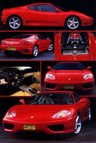 Ferrari 360 Modena Posters at AllPosters.com