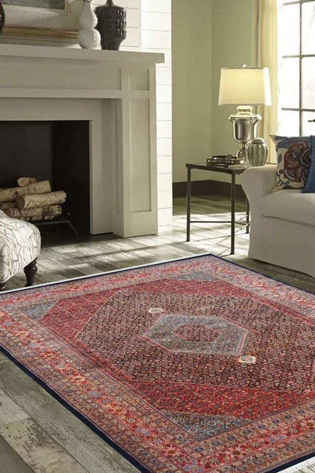 Shop Beautiful Hand Knotted Moore Bidjar Handknotted Area Rug Online At Best Price From Rugs And Beyond Rugs Large Area Rugs Area Rugs