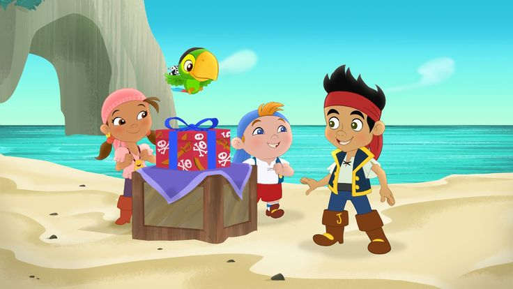 55 best images about Jake and The Neverland Pirates on ...