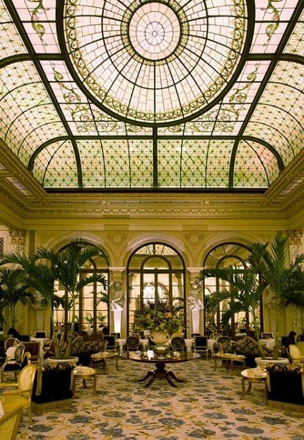 Palm Court, Plaza Hotel (today)