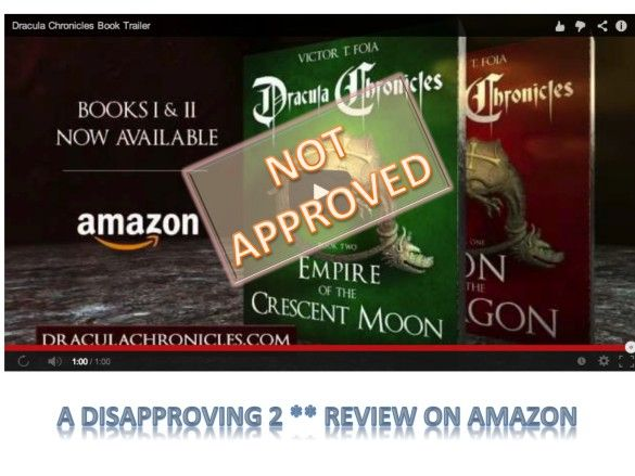 """Amazon Review Finds """"Too Much Sex and Swearing"""" in Son of the Dragon"""