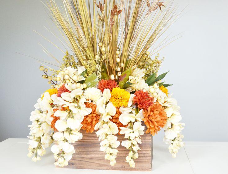 Fall Wedding Table Centerpieces: 17 Best Ideas About Fall Table Centerpieces On Pinterest