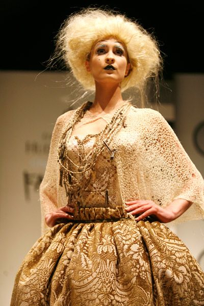 Charmaine Bould - Fashion Design with Textiles - University of Huddersfield