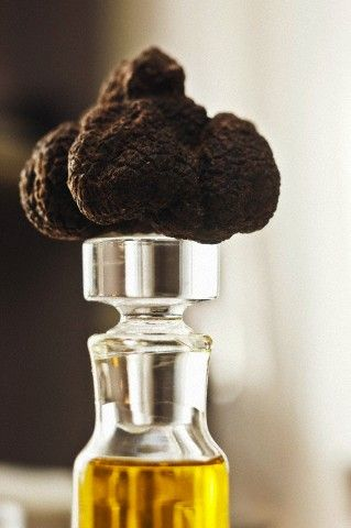 When to use black vs white truffle oil is less clear cut than the question of black vs white truffles. When using fresh truffles in cooking, the two species are rarely interchangeable. The use of black vs white truffle oil follows some of the same rationale as using fresh truffles; however, in many cases either