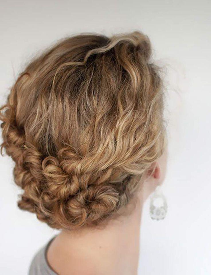 Un chignon bun 15 coiffures pour sublimer les cheveux