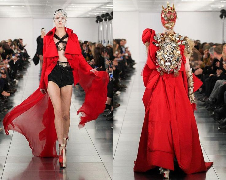 John Galliano returns with his debut couture show for Maison Martin Margiela
