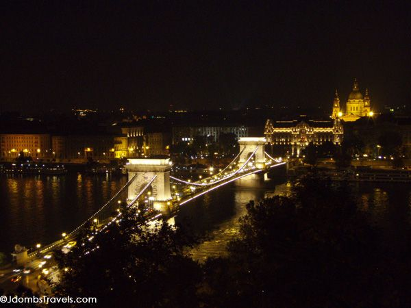 Top 10 things to do in Budapest from Jdomb's travels; Chain Bridge
