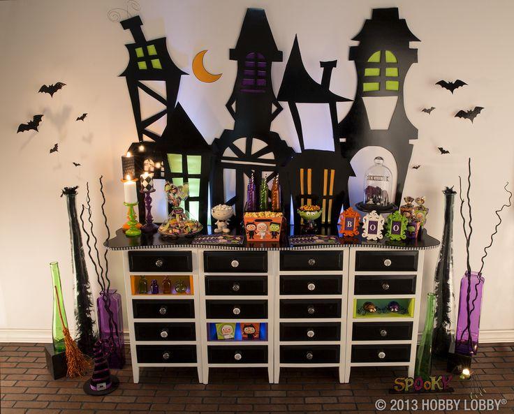 Suzzanne Pyle (suzzanne35) on Pinterest - hobby lobby halloween decor