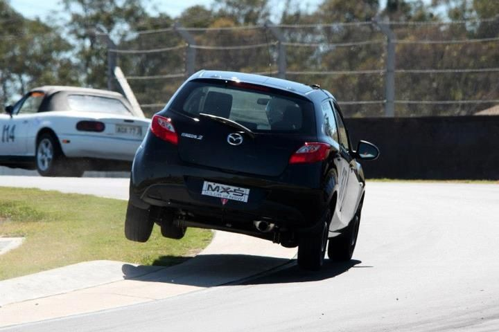 PROJECT 2 Mazda 2@ Wakefield Park