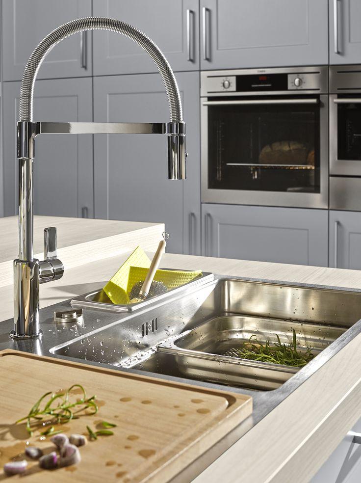 Krëfel Keukens | Kranen | Cuisines Krëfel | Les robinets