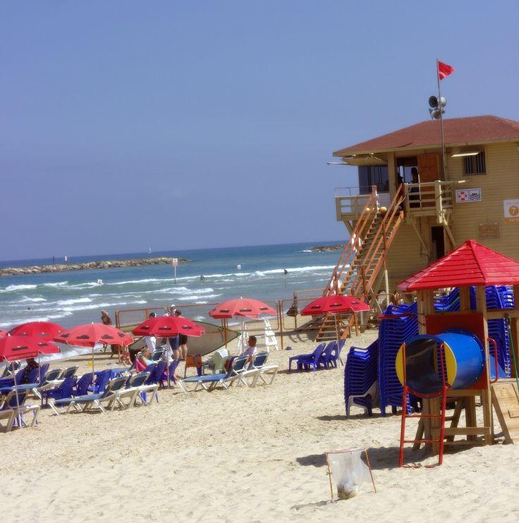 Tel Aviv beach May 2016 #beach #telaviv