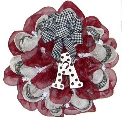 best 25 alabama wreaths ideas on pinterest alabama