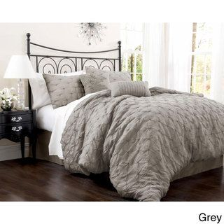 Lush Decor Lake Como 4-piece Comforter Set | Overstock.com