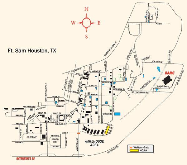 Cheap Military Flights To Fort Sam Houston TX Guaranteed
