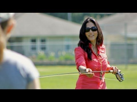 Fishing with Rod: April Vokey's Fly Casting Class.  Gotta watch!  Tom, WesternNCFlyFishingGuide.com