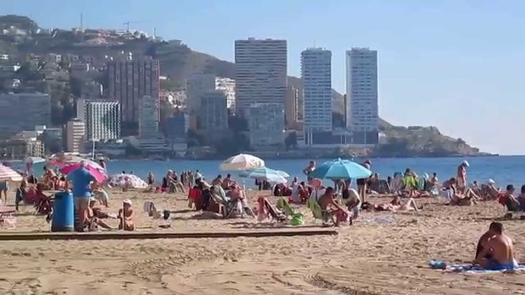 Benidorm Weather In November