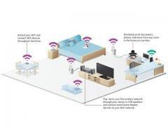 Wireless technician router internet connection IT support service in Dubai 0556789741