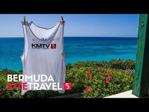 Kitereisen Bermuda – Kitesurfen im Bermuda Dreieck