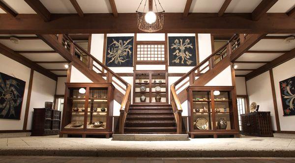 日本民芸館(東京・目黒) Japan Folk Crafts Museum, Meguro, Tokyo, Japan