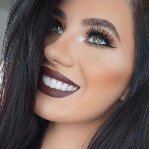 Labios oscuros y mattes. #Lips #LimeCrime #Girlactik