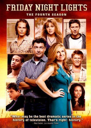 Friday Night Lights Season 2 Dvd