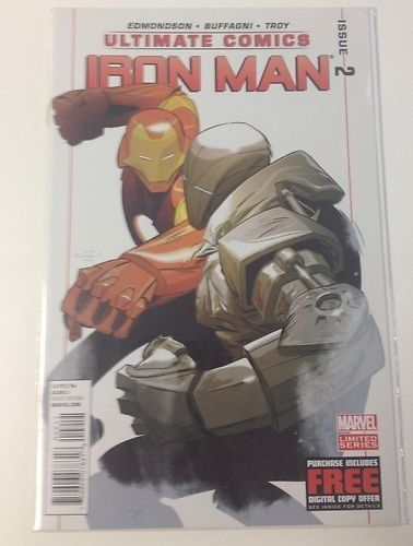 Ultimate Comics - Iron Man Issue # 2