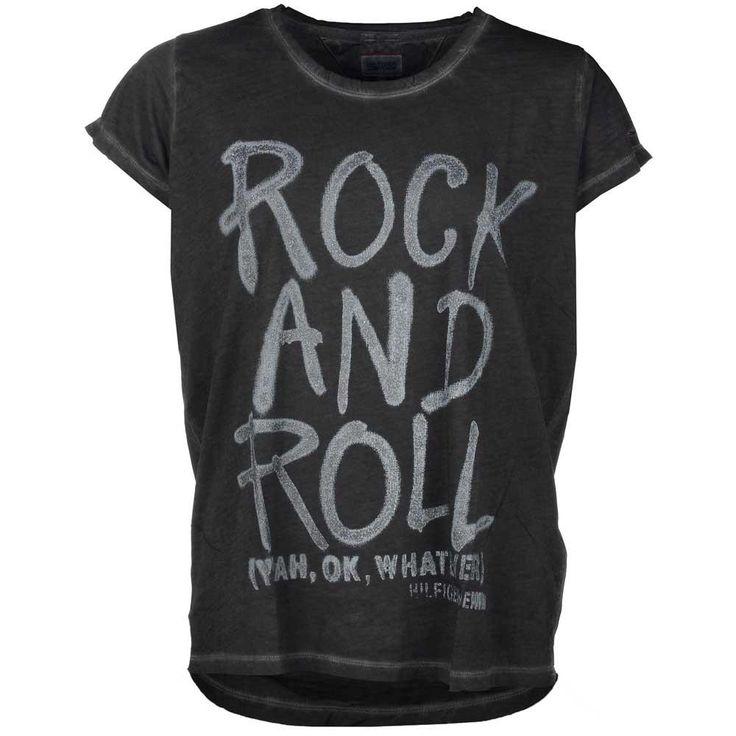 Ik ga rocken met Hilfiger Denim T-Shirt Eshana en doe mee aan de #BerdenRocks actie! http://bit.ly/berdenrocks