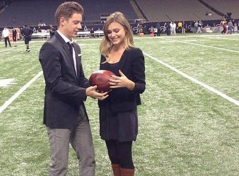 The Bachelorette Emily Maynard Reacts To Jef Holm's Secret New Girlfriend (PHOTO)