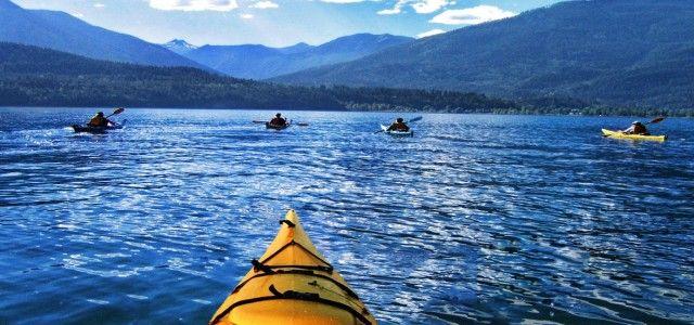 # 35 – Kaslo Kayaking: No Experience Necessary on #108Healthythingstodo.com