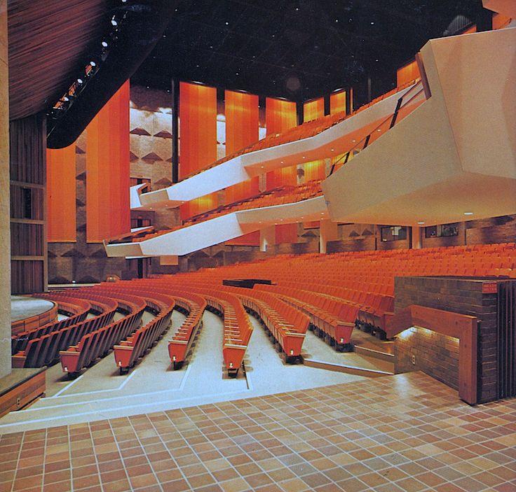 Gardwood-Jone, Hamilton Place Theatre, Hamilton Ontario (1974)