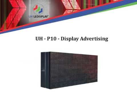 #Display_Advertising | #LED_Display | India  :- UHLEDISPLAY INC. is a leading Manufacturer, Supplier and Service Provider of Display Advertising LED in India.