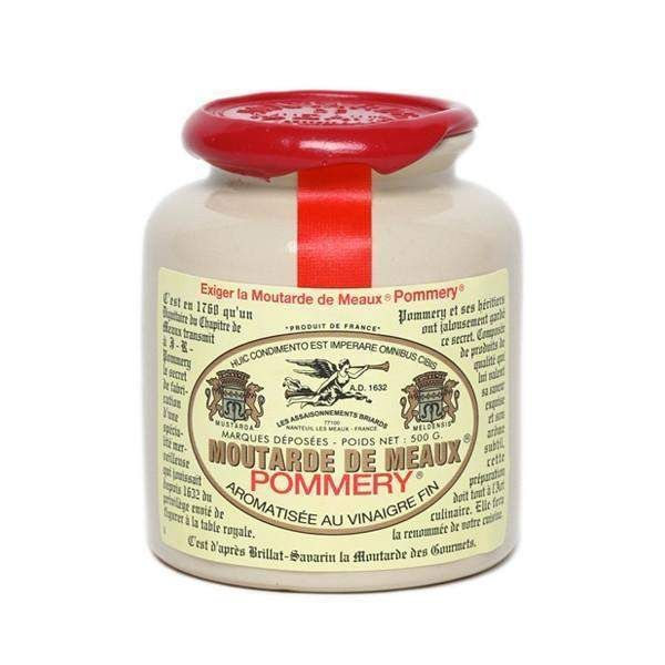 Pommery · Mustard from Meaux · 100g (3.5 oz)  #LeTablierbleu #FrenchFood #TOPCHEFS #FrenchCuisine