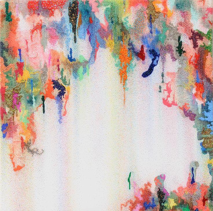 我染従景 / Tomoaki TARUTANI #ART #Contemporary ART #POP ART #Mandala #曼荼羅