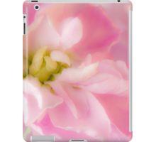 iPad Case/Skin. #pinkstock #pinkstockmatthiola #pinkstockmacro #macro #pinkflowermacro #sandrafoster #sandrafosterredbubble