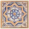 CLOSE X   Merola Tile  Augusta Taco Claudio 4 in. x 4 in. Terra Cotta Ceramic Floor and Wall Decor Tile $5.97 each