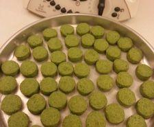 Green Peas Cookies