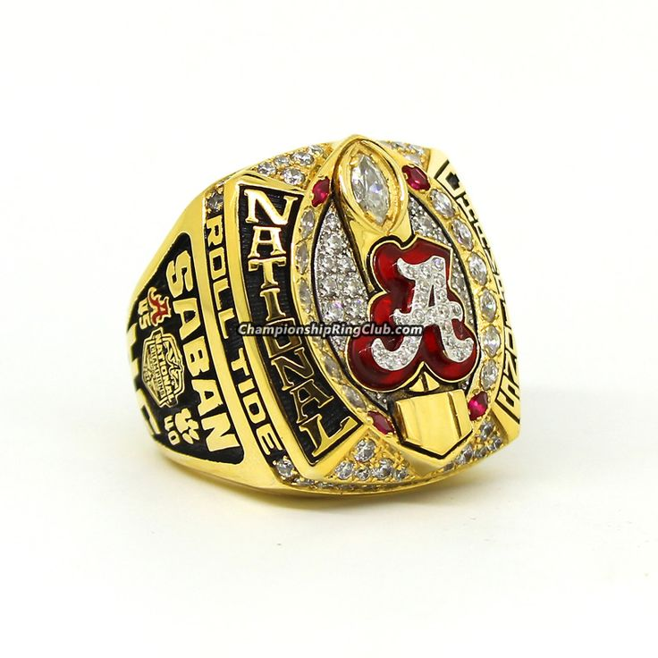 130 Best Ncaa Championship Rings Images On Pinterest