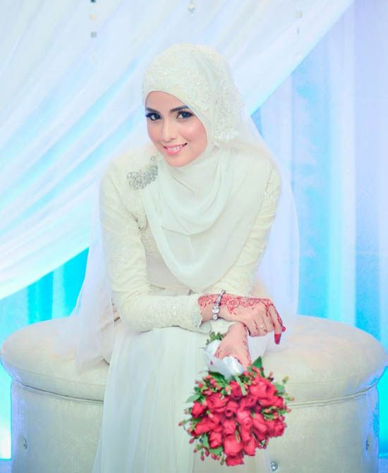 110 Muslim Wedding Dresses With Sleeves And Hijab