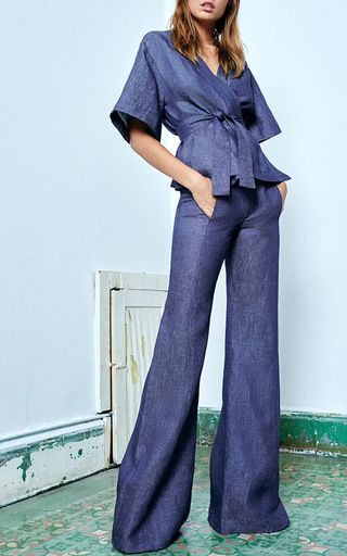 17 Best ideas about Cotton Palazzo Pants on Pinterest | Indian outfits Kareena kapoor saree and ...