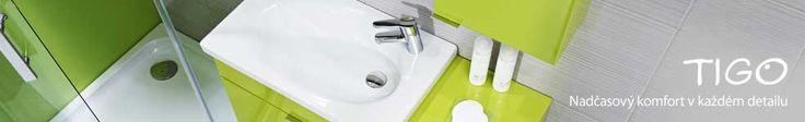 Nábytkové umyvadlo 55 cm 811212 - TIGO | JIKA - moje koupelna | koupelny | vany | zástěny | baterie | koupelnový nábytek